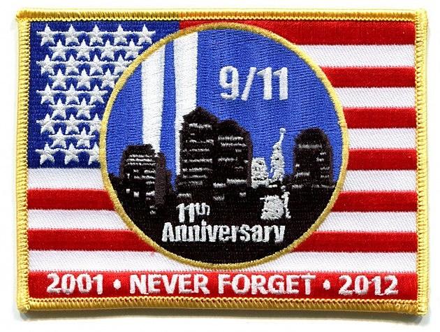 911 patch