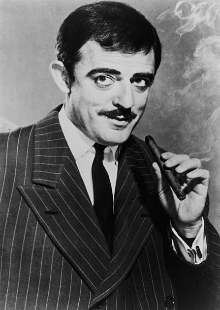 John Astin John Astin of the Addams