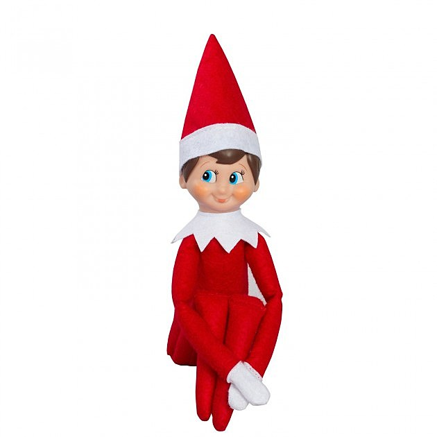 What Gives With the Elf on the Shelf??
