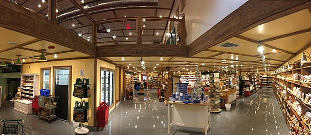 The newly renovated Fly Creek Cider Mill (photo FCCM)