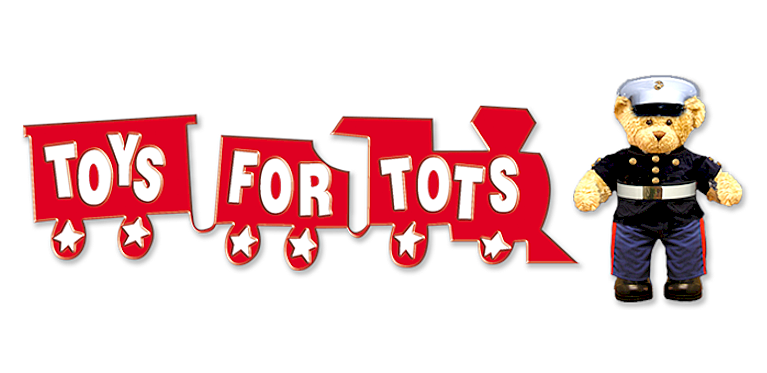 Printable Toys For Tots Logo : Help toys for tots fill the dial a bus this saturday at ss