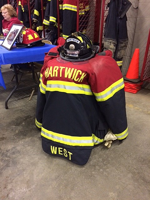 Tim West is a valued and popular member of the Hartwick Fire Department who is currently suffering from serious health issues.