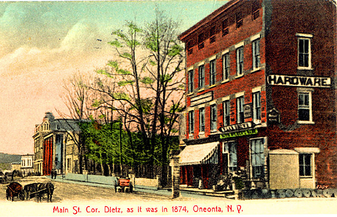 Greater Oneonta History Center